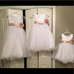 Other - Flower girl dresses